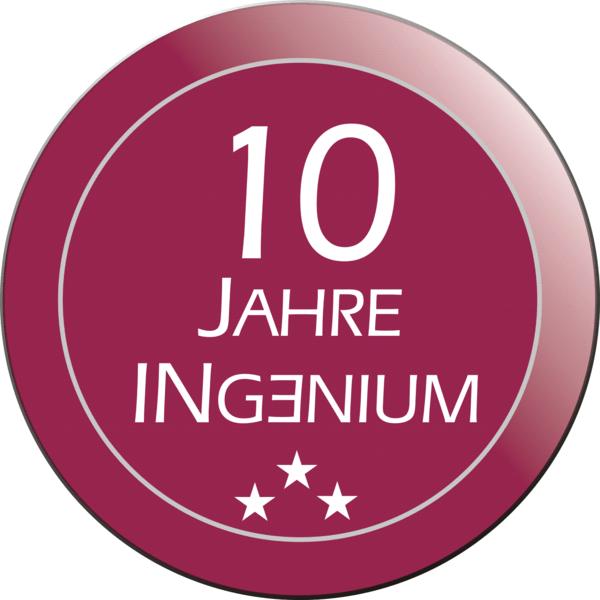 10 Jahre Ingenium-Stiftung (2004 – 2014)