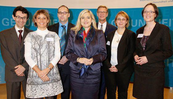 Bayerischer Demenzpreis 2015
