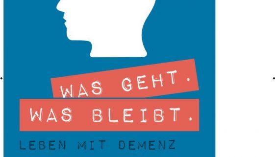 """Wanderausstellung """"Was geht. Was bleibt. Leben mit Demenz"""" 21.09. – 13.10. 2017 in Ingolstadt"""