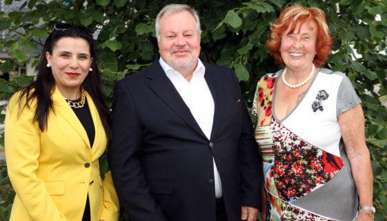 Pressefoto: Ingenium-Stiftung Vorstand 2019