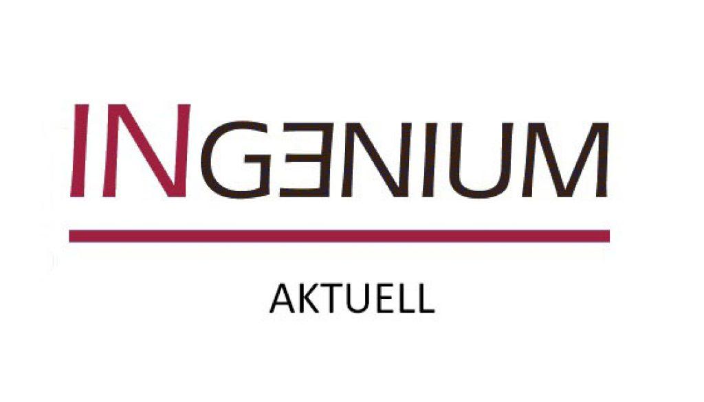 INGENIUM-Stiftung aktuell