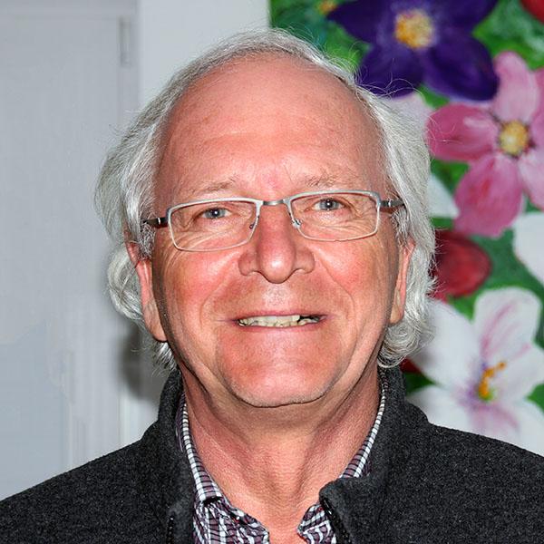 Gunther SChlosser, Vorstand INGENIUM-Stiftung